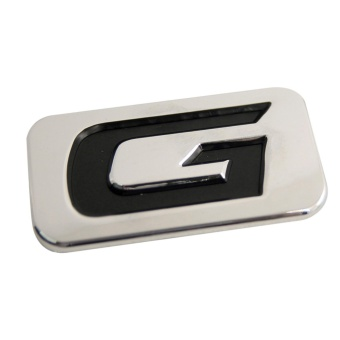 G Emblem for Toyota Fortuner