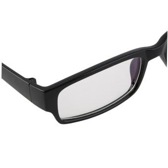 Gift Pc Tv Eye Strain Protection Glasses Vision Radiation Protection Glasses Black - intl - 5