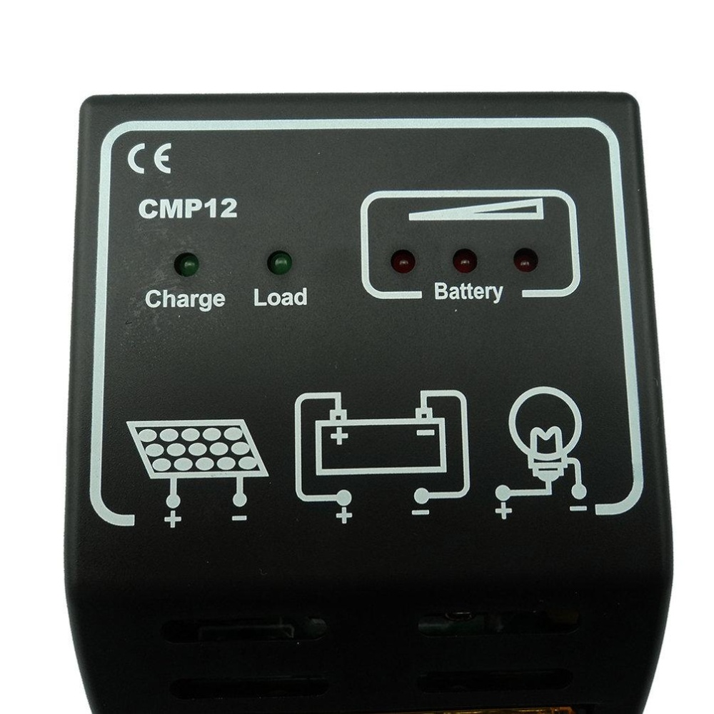 Philippines Gift Solar Panel Charger Controller Regulator 10a 12v Charge 24v Auto Switch Ce Tsr Safe