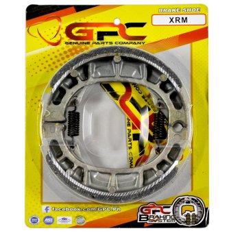 GPC Front Brake Shoe for XR125