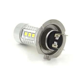 H7 DC 12-24V 80W 680LM LED Car Fog Light Lamp Bulbs (White) - picture 2