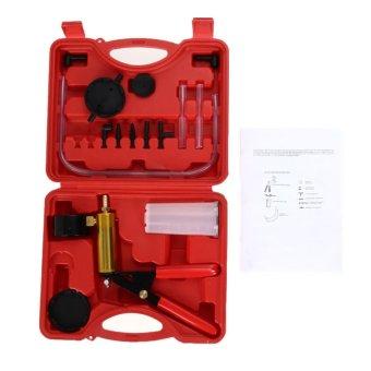 Hand Held Brake & Clutch Bleeder Tester Set Bleed Kit VacuumPump Car Motorbike - intl - 3