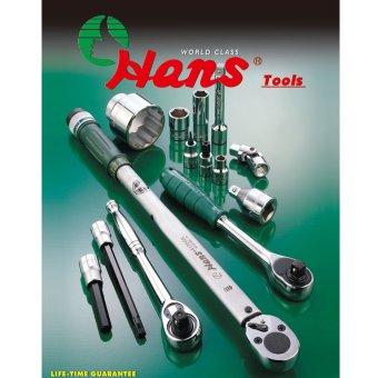 "Hans Tools 4024-T25 1/2"" Drive T25 Torx Bit Socket (Silver) - picture 2"