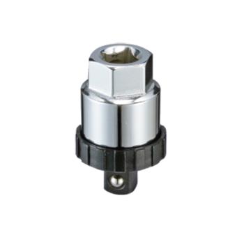 Hans Tools 41804 Ratchet Adaptor (Silver/Black)