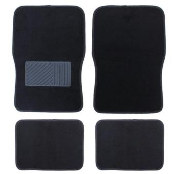 Hansen 4pcs car universal floor mats