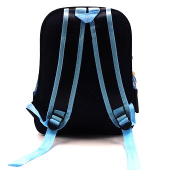 HAPPY KIDS Trendy Cute Unisex Kids Backpack Outdoor Bag (FiretruckDesign) - 4