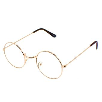 Harry Potter Inspired Eyeglass - Gold - 2