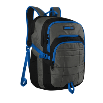 Hawk 4584 Backpack (Charcoal/Royal Blue) - picture 2