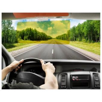 HD Vision Visor Car Driving Anti-Glaring Sun Visor Board Day andNight Visor - 4