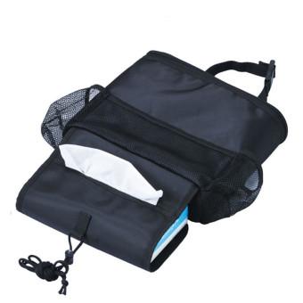 Heat-Preservation Car Seat Back Organizer with Multi-Pocket (Intl)