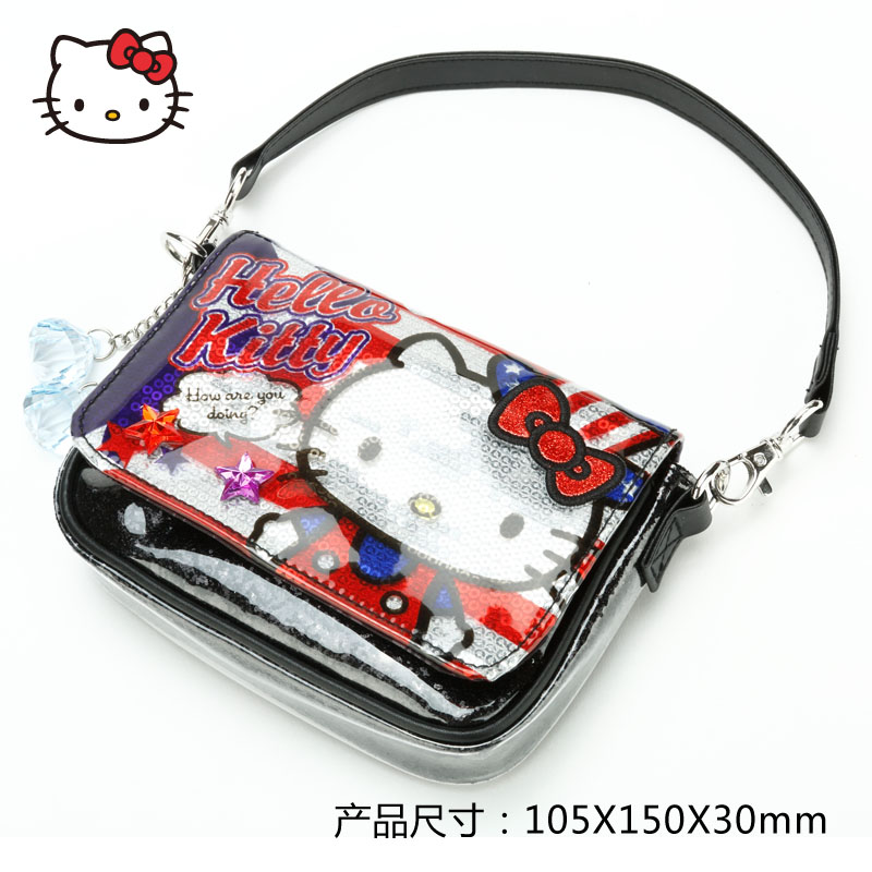 Hello Kitty children's bag student's bag