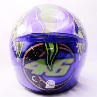 Helmet HnJ 601A-Five Continents (9211-333-Five Continents) - 3