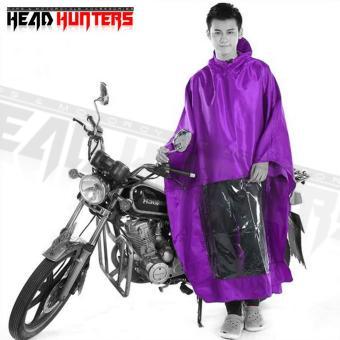 High Quality Motorcycle Couple Rain Coat Converted to Single RainCoat - 2