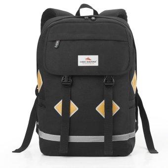 High Sierra Campus Rainbow Backpack (Black)