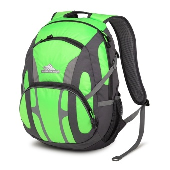 High Sierra Composite Backpack (Lime/Mercury/Charcoal)
