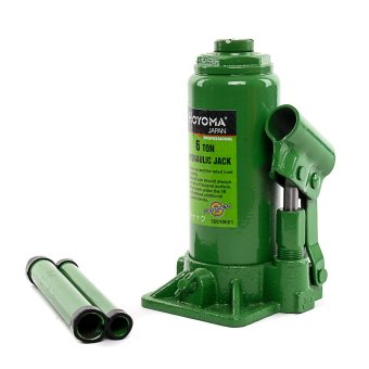 Hoyoma Japan 6 Tons Hydraulic Bottle Jack