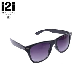 i2i New York Tesla Sunglasses (Gradient Black)