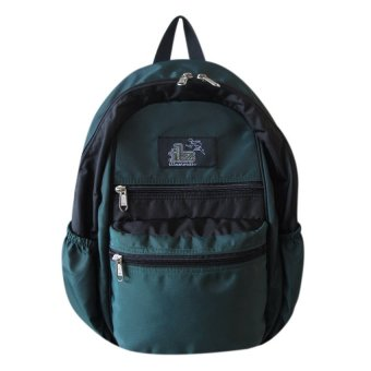 ILLUSTRAZIO Backpack (Dark Green)
