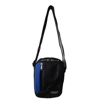 ILLUSTRAZIO Sling Bag (Partial Dark Blue)