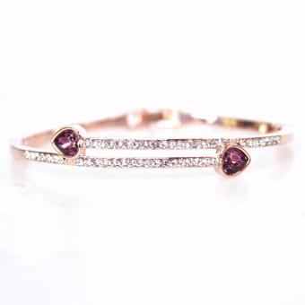 Athena & Co. Gracie Bangle (Rose Gold) Price Philippines