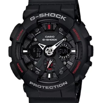 Casio G-Shock GA-120-1A Black Price Philippines