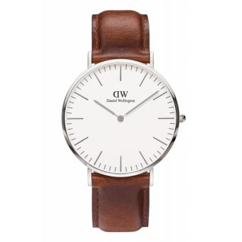 Daniel Wellington Classic St. Mawes 40mm Silver Watch Price Philippines