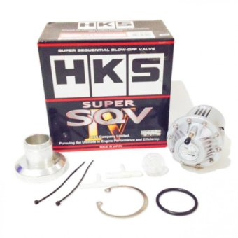 Harga HKS Super Sequential Blow Off Valve - IV (Silver)