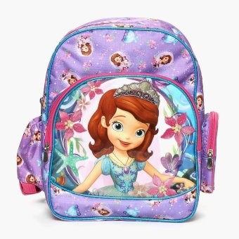 Harga Sofia the First Girls Backpack
