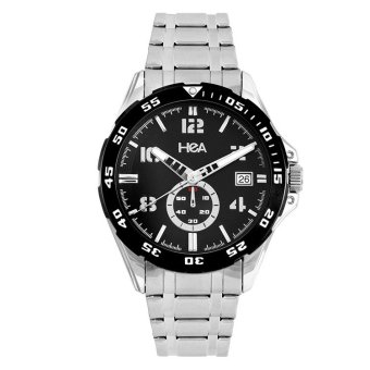 Hea Inox Men's Black Stainless Steel Watch Kha2070-1102 Price Philippines