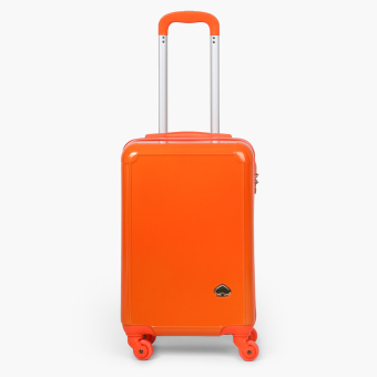 Harga Travel Basic Kaden Small Hard Suitcase (Orange)