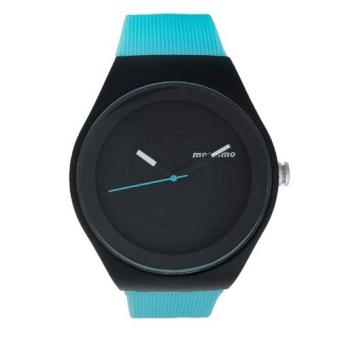 Mossimo The Marty Unisex Aqua Silicone Strap Analog Watch MS-1511G-AQUA Price Philippines