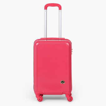 Harga Travel Basic Kaden Small Hard Suitcase (Pink)