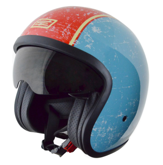 Harga Origine Italy Open Face 00022 Sprint One Helmet (Blue/Red)