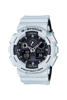 Casio G-Shock GA-100L-7A White Price Philippines