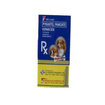 Vermicide Liquid Dewormer Dog/Puppies 60ml