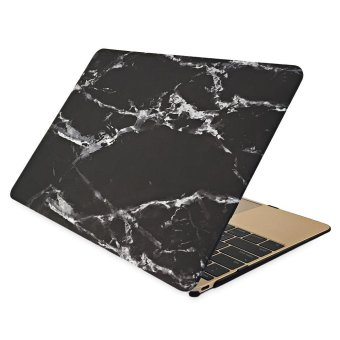 Harga DDC Series Marble Pattern Protective Cover Shell for MacBook Pro 13 inch - intl