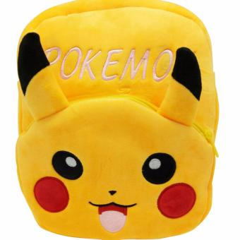 Pokemon Picachu Design Soft Backpack for Kids Price Philippines