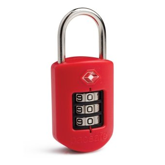 Pacsafe Prosafe 1000 Luggage Locks Red Price Philippines