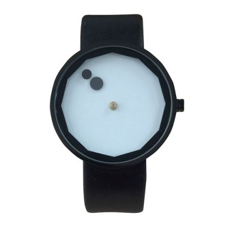 JIS 1100 Leather Watch (White) Price Philippines