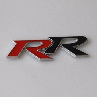 Harga Honda RR Stick On Emblem