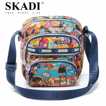 Harga Skadi 664 Korea Ladies Shoulder Bag (Pirate Beauty)