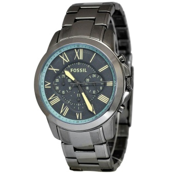 Fossil Grant Gunmetal Dial (FS5185) - intl Price Philippines