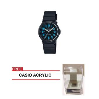 Casio Standard Series Men Black Resin StrapWatch MQ-71-2BDF (FREE CASIO ACRYLIC) Price Philippines