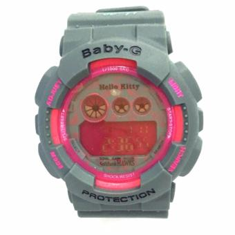 Casio Baby-G HK Grey BA110-1A Price Philippines