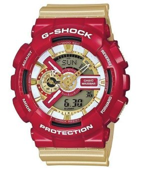 CASIO G Shock Ironman Watch GA110CS-4 Price Philippines