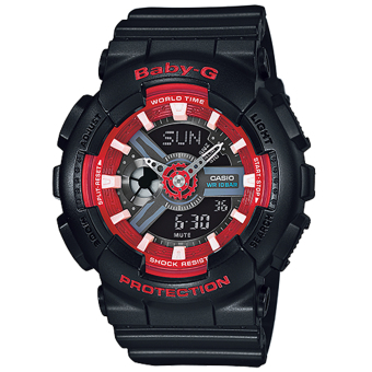 Casio Baby-G BA-110SN-1A Black Price Philippines