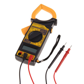 Harga Portable AC DC Voltage LCD Digital Clamp Multimeter Electronic Tester
