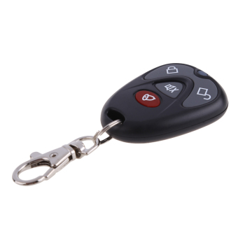 Harga DC12V REPLACEMENT REMOTE CONTROL 4 BUTTON CAR ALARM SECURITY 315MHz