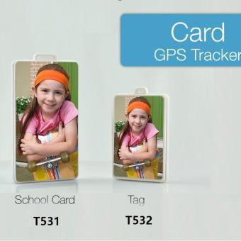 ID card gps tracker personal gps tracker hidden gps tracker for kids - intl