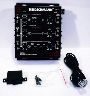 BOSCHMANN MOBILE AUDIO ELECTRONIC CROSSOVER 2/3-WAY XM-3A Price Philippines